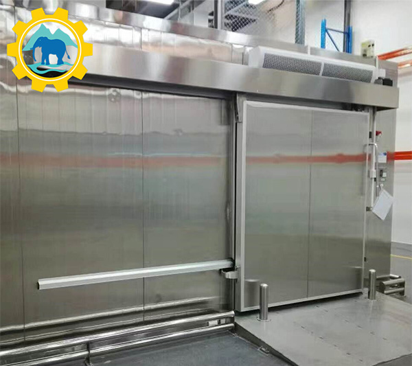 Blast Freezer PU Panel Cold Cooling Storage Room for Chiller and Freezer