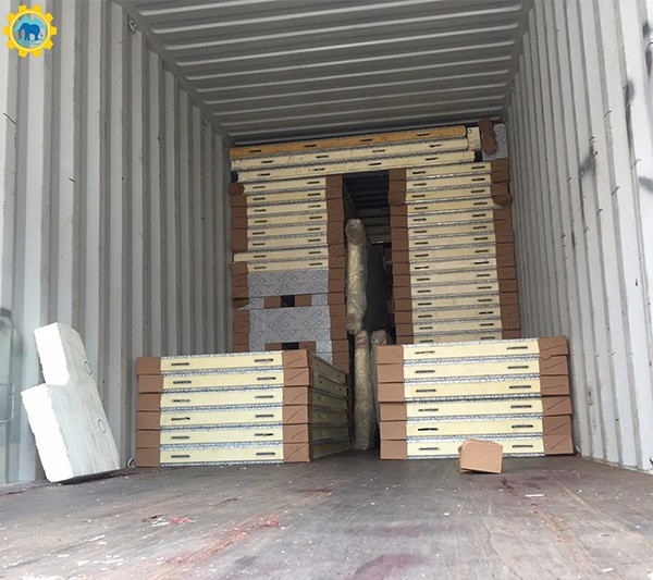Containerized Cold Storage Room