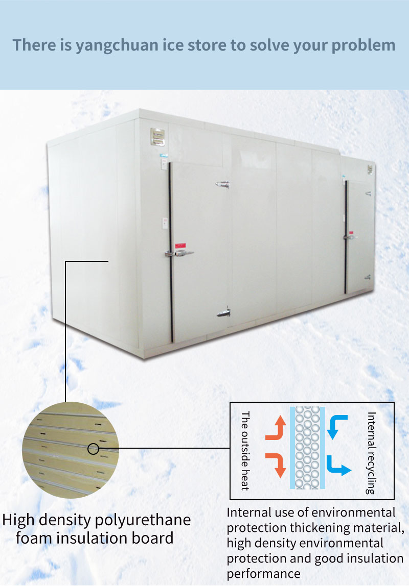 Blast Freezer PU Panel Cold Room for Chiller and Freezer4