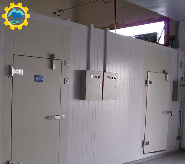 Characteristics and application advantages of Deep Freezer Cold Room